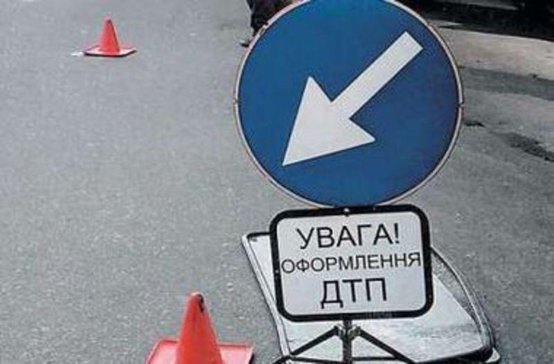 В аварії травмувалися водій і пасажир