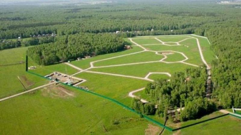 Земельну ділянку площею 2,23 гектара передали в користування ще у 2007 році
