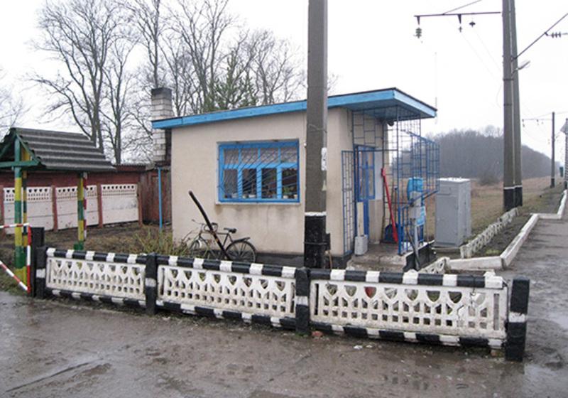 Подія сталася на залізничному переїзді в селі Грузевиця