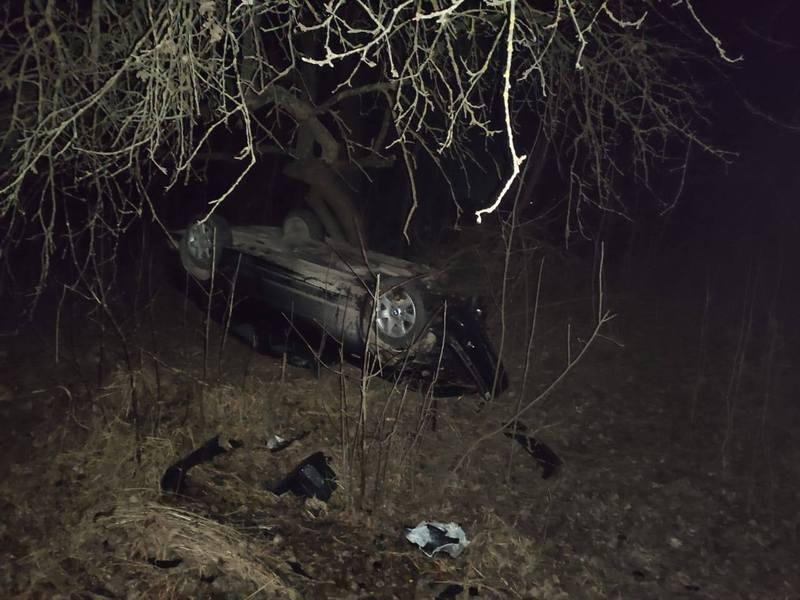 Аварія сталася неподалік села Мартинівка