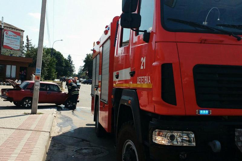 Рятувальникик тричі залучались до гасіння пожеж
