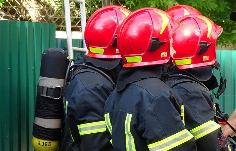У різних районах області протягом минулої доби сталося шість пожеж