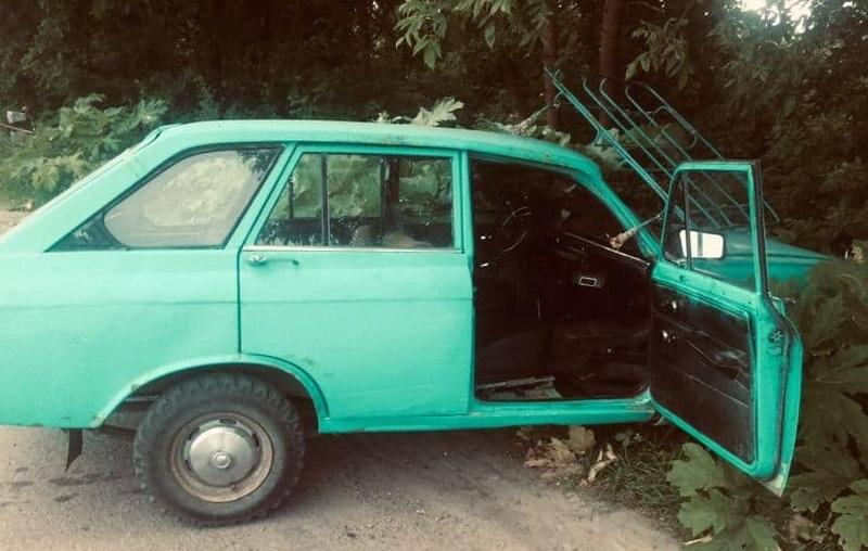 Аварія сталася на автодорозі Хмельницький – Тернопіль, неподалік села Шаровечка