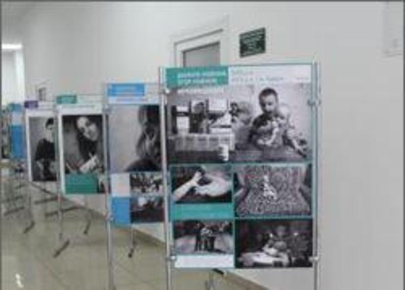 Фотовиставку покажуть 15 грудня у дитячій лікарні.
