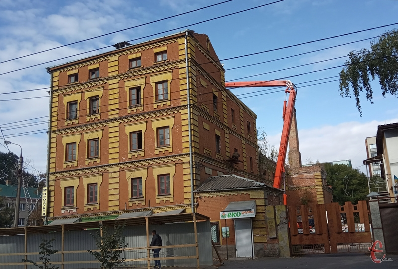 Будинку, що на вулиці Шевченка, 67 понад 100 років