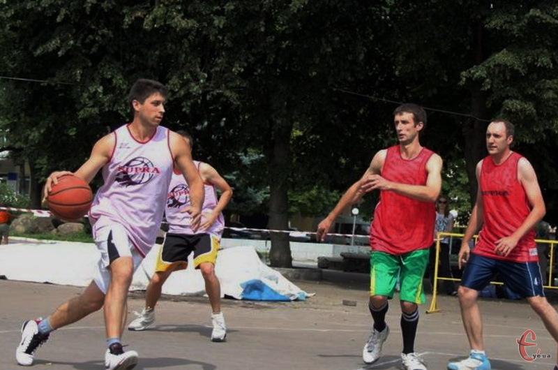 Цього року Illichivske Streetball Cup пройде в Хмельницькому 11 липня