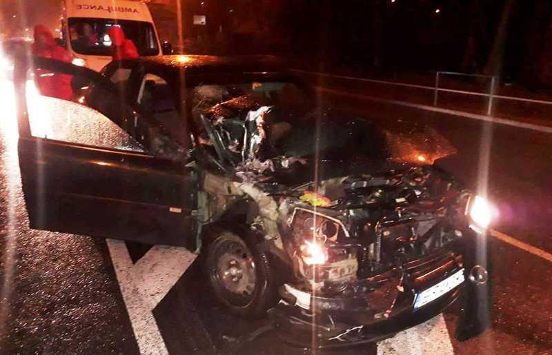 Аварія сталася вчора на вулиці Свободи