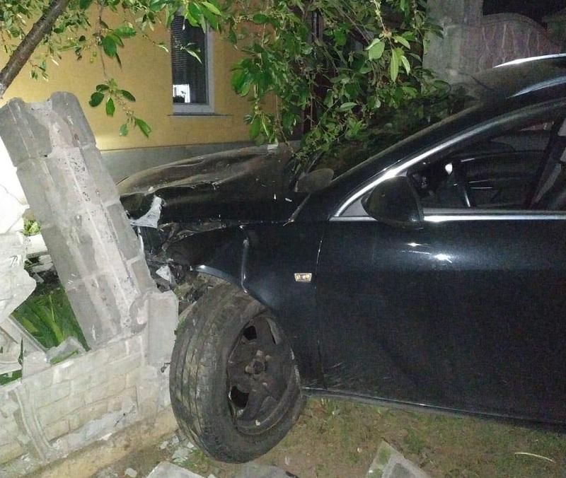 Аварія сталася на вулиці Некрасова