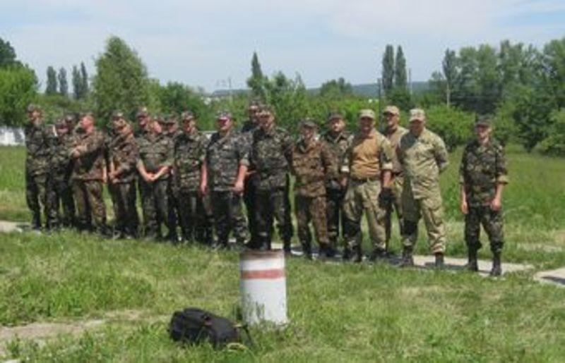 Новий підрозділ охоронятиме стратегічні об'єкти у Хмельницькому і районі