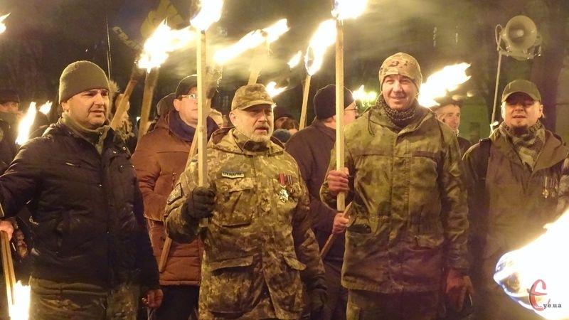 У Хмельницькому відбулась смолоскипна хода