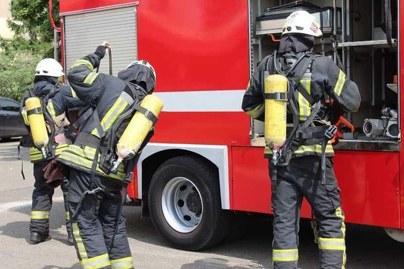 Рятувальники минулої доби гасили декілька пожеж