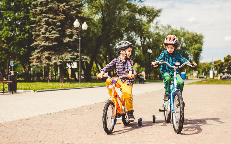 Велосипеди передадуть дітям