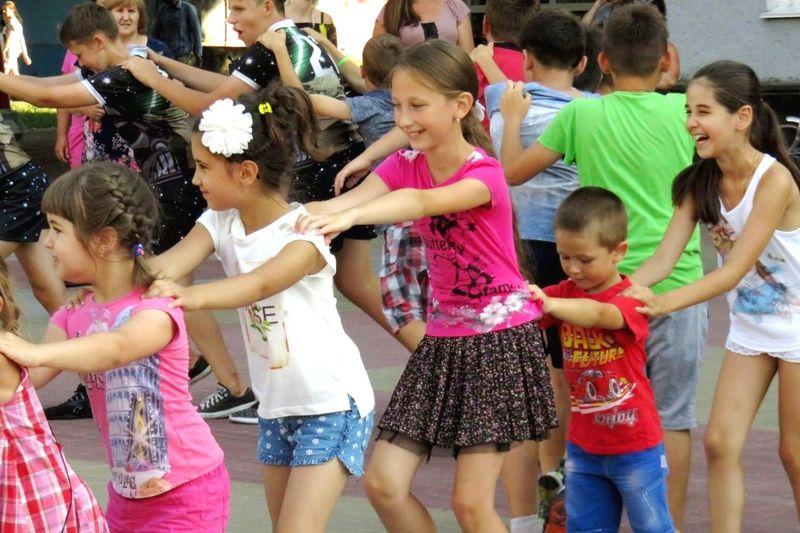 Діти не лише повеселилися, а й отримали цікаві призи