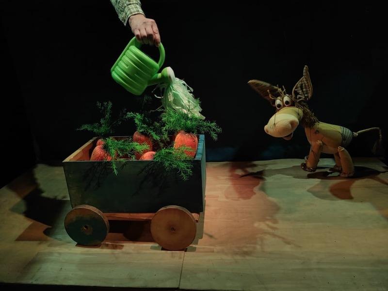 У Хмельницькому вперше показали лялькову виставу для дітей, яка вчить сортувати сміття