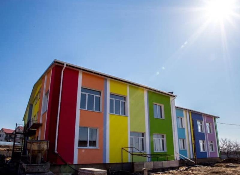 Новий дитсадок у мікрорайоні Лезневе отримав назву «Соколятко»