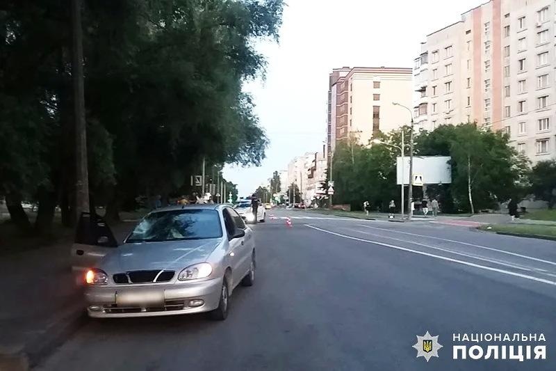 Аварія сталася влітку минулого року на вулиці Прибузькій