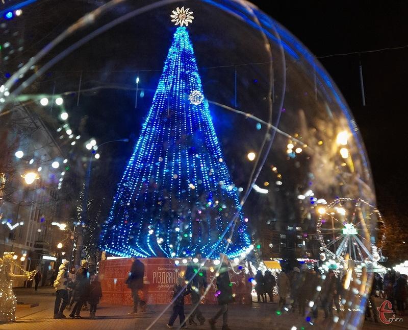 Фотоконкурс Різдвяний Хмельницький триватиме до 22 січня