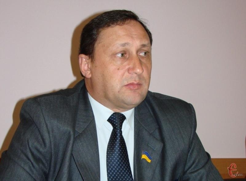Петро Кузьмін більше не очолює управління транспорту в Хмельницькому
