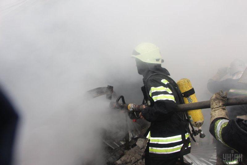 За добу на Хмельниччині сталося шість пожеж