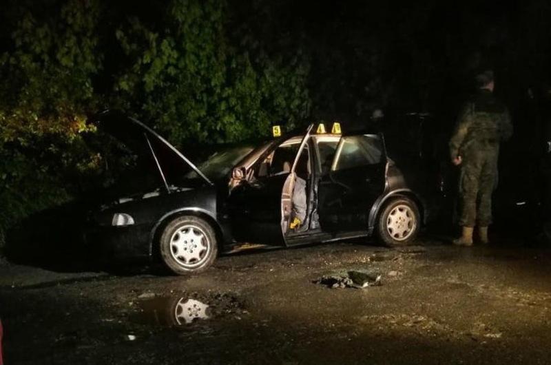 Через вибух у салоні автомобіля загинув 45-річний чоловік