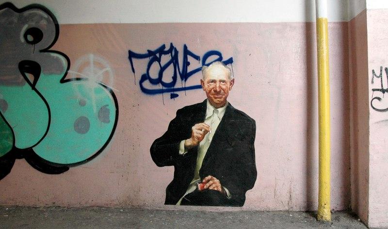 Портрети живуть на хмельницьких вулицях