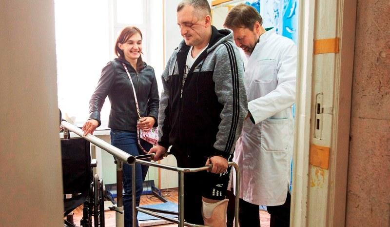 Дарморос перебував на лікуванні у США. Фото: rany.com.ua