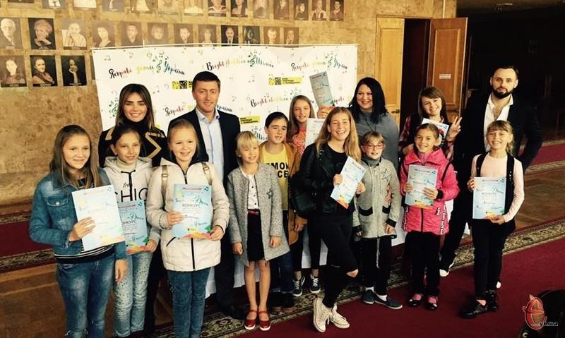 Яскраві діти України на Хмельниччині