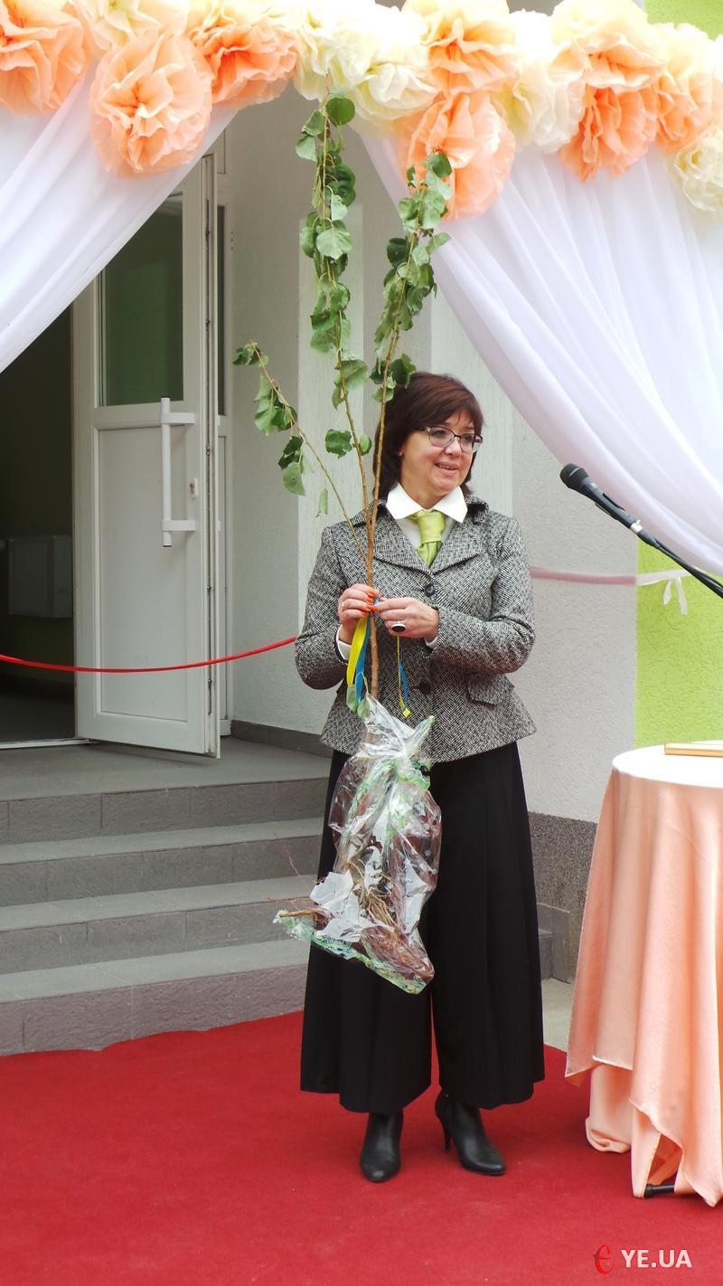 Завідувач закладу Ірина Куць: «Наш садочок має назву «Вербиченька»: це символ чогось нового»