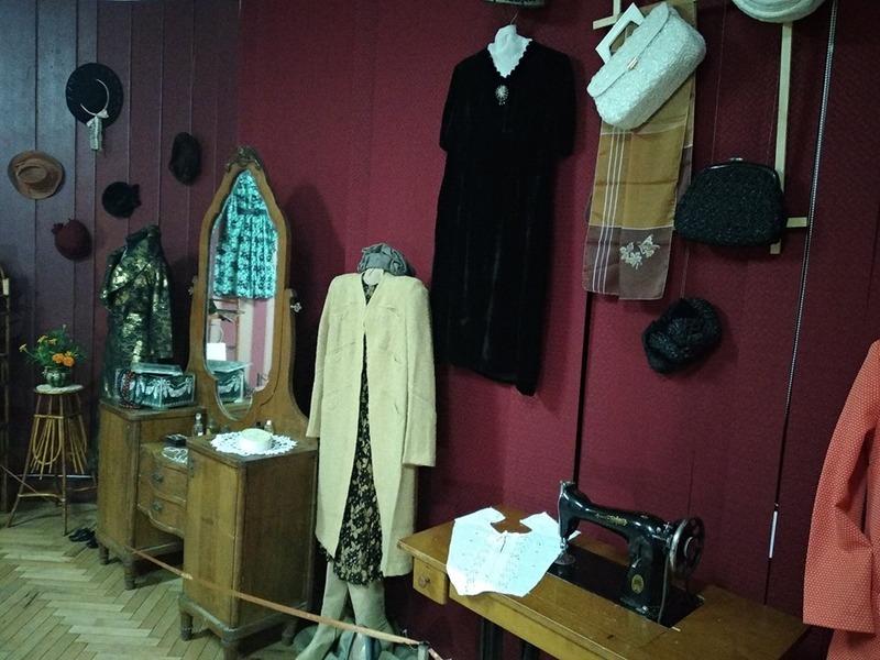 Виставка у Хмельницькому обласному краєзнавчому музеї цього разу порадує модників