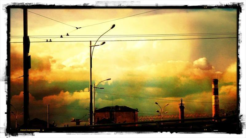 Фотограф закарбував настрої столиці