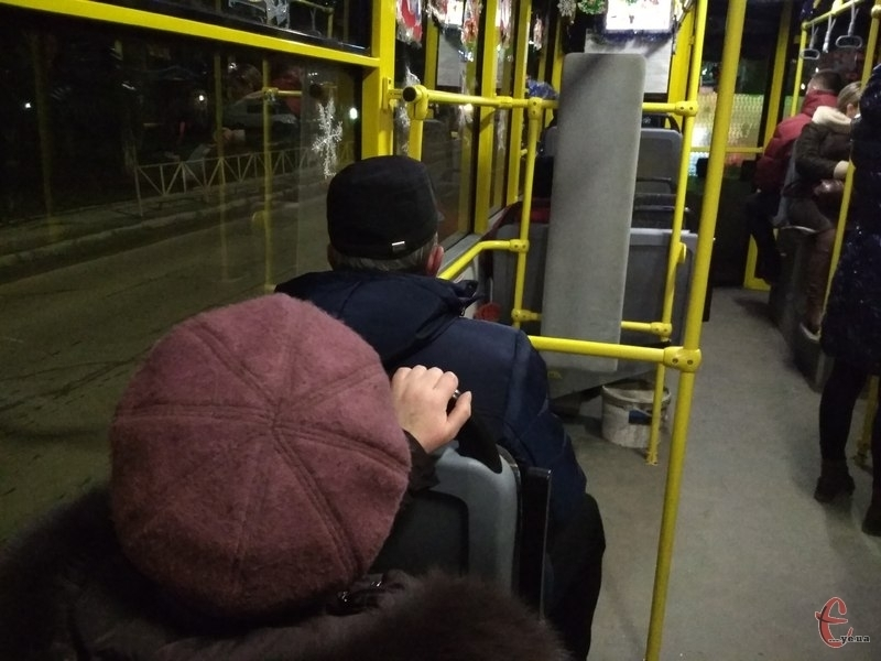 Тролейбуси на Гречани 13 грудня курсуватимуть за графіком