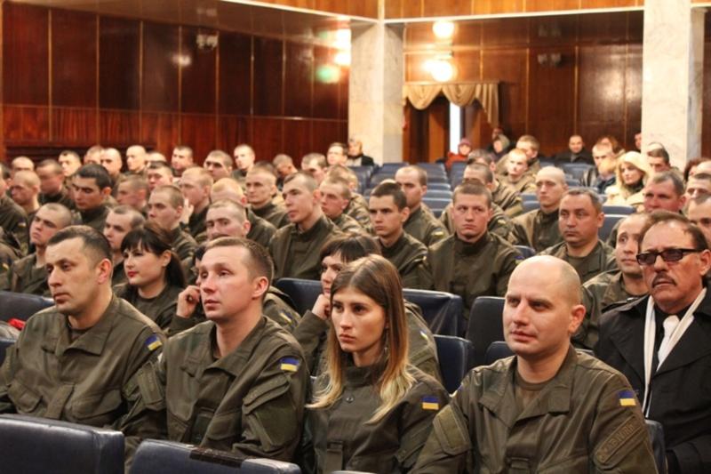 Нацгвардія забезпечує публічну безпеку, надає дієву допомогу в захисті державного кордону, припиненні терористичної діяльності