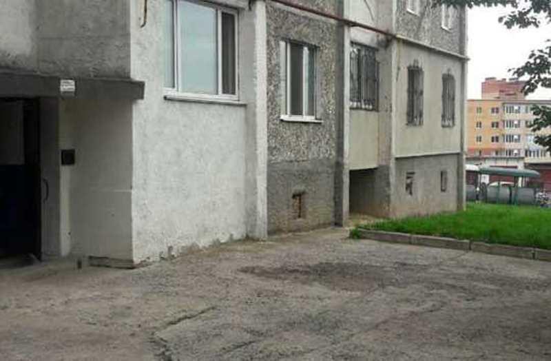 Зухвалий випадок стався на вулиці Кармелюка