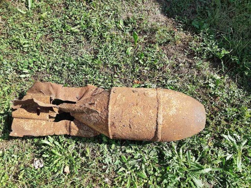 В обласному центрі виявили три боєприпаси часів Другої світової війни