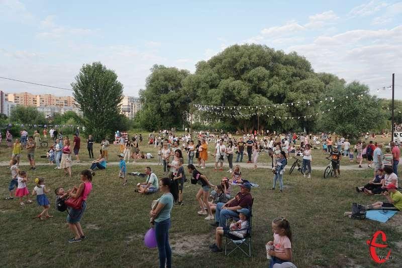 Подія пройде в Молодіжному парку сьомого серпня