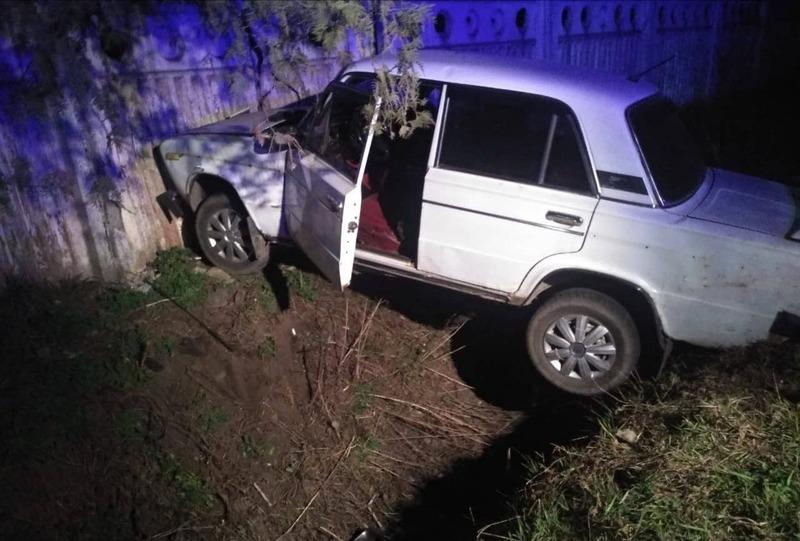 Аварія сталася на перехресті вулиць Майборського – Чорновола