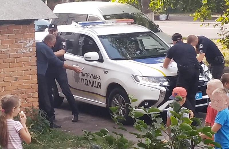 Інцидент стався на вулиці Пілотській
