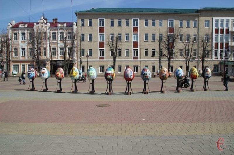 У Хмельницькому уперше вирішили провести Великодній ярмарок