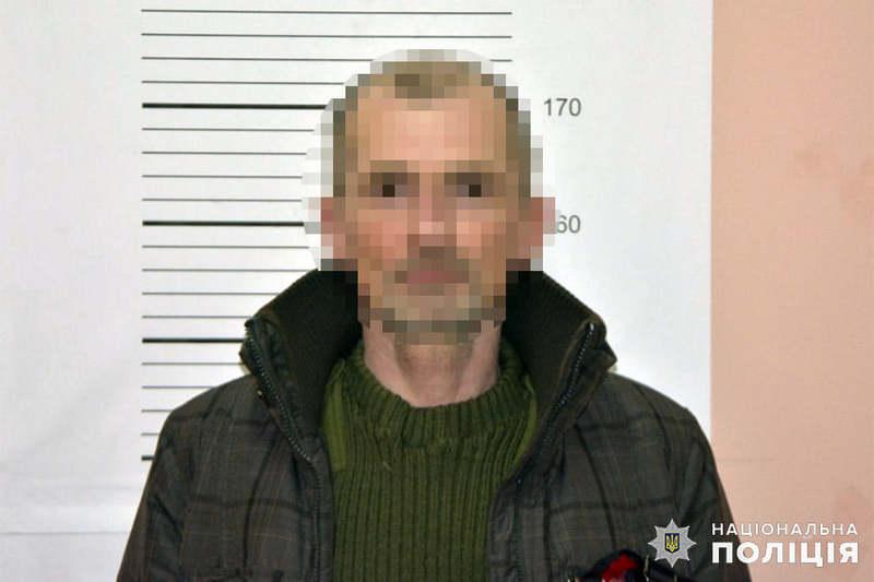 Патрульні затримали ймовірного крадія, який вже перебував у розшуку за вчинення крадіжки