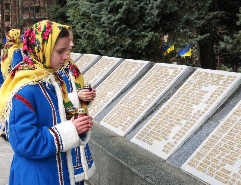 Хмельничани вшанували пам'ять визволителів