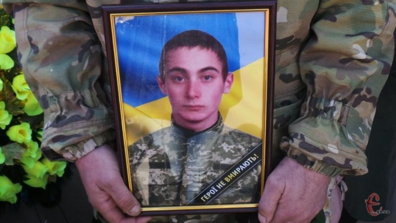 Назар Якубовський спочиває на кладовищі у Шаровечці