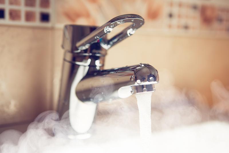 Графік подачі гарячої води змінено