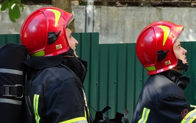 Рятувальники ліквідували декілька пожеж