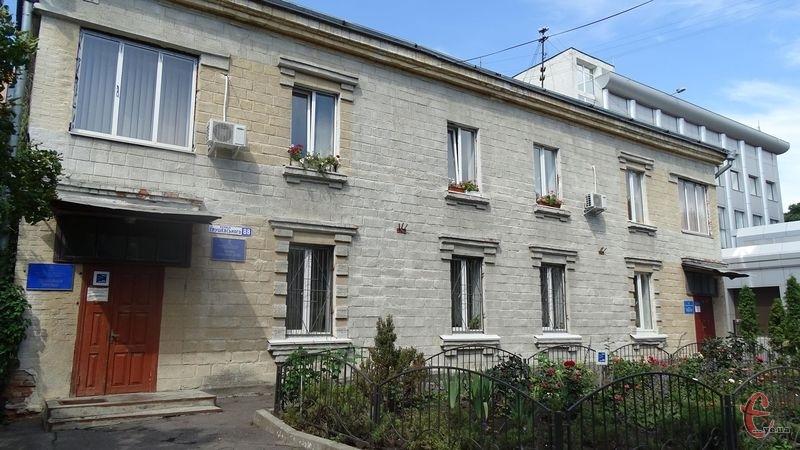 Будівлю на вулиці Грушевського планують зістарити