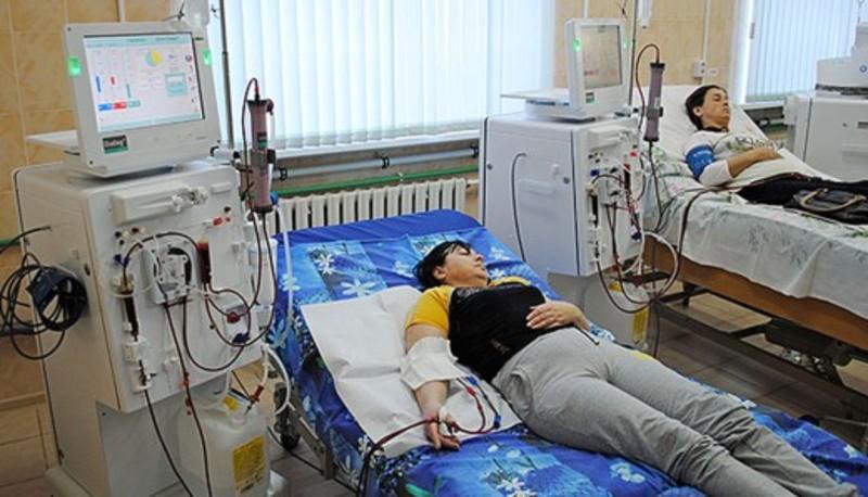 У відділенні Хмельницької обласної лікарні працює 17 апаратів