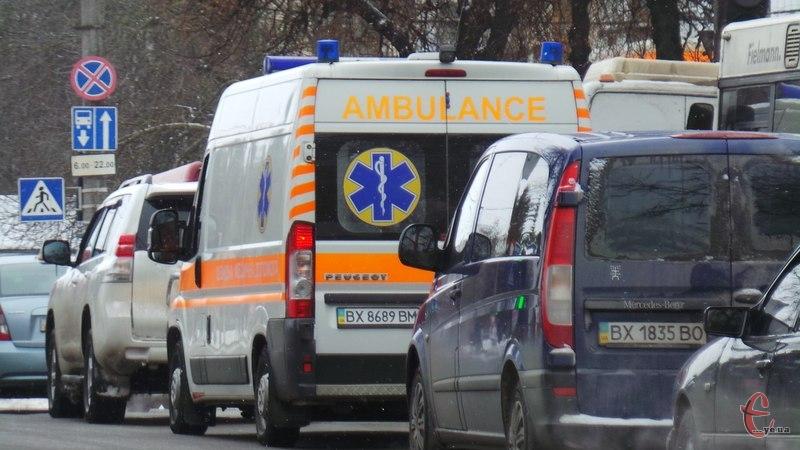 Хмельницький отримує сучасну диспетчерську систему екстреної медичної допомоги