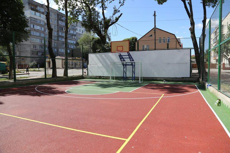 На інтерактивній мапі будуть позначені всі комунальні та відомчі спортивні майданчики Хмельницького