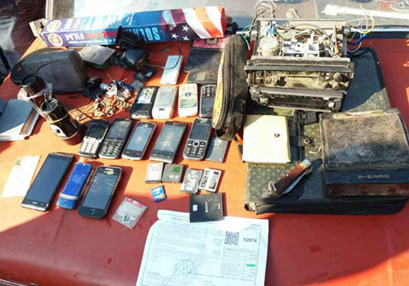 Хмельницькі правоохоронці затримали кримінальний дует, на рахунку якого близько 20 крадіжок з гаражних приміщень