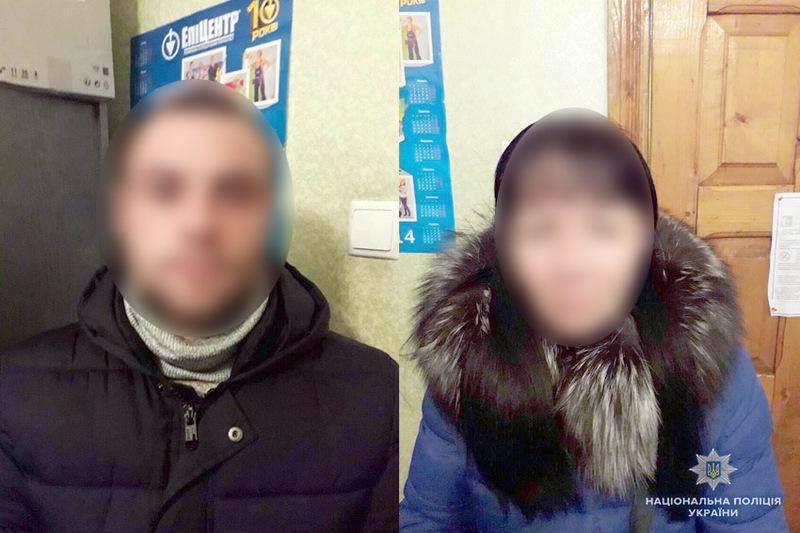 Хмельницькі правоохоронці затримали кримінальний дует, на рахунку якого до 10 крадіжок