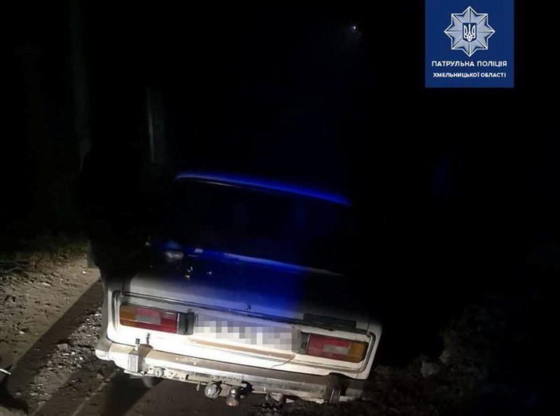 Патрульні розшукали чоловіка, що ймовірно незаконно заволодів транспортним засобом громадянина